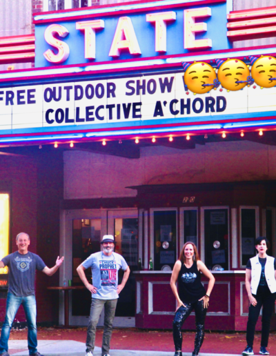 Collective at the State Theater, Falls Church, Virginia